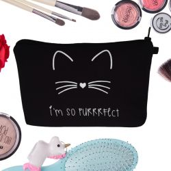 Trousse à maquillage Kitty