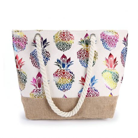 Sac plage Pineapple
